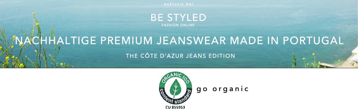 Organic Premium Jeans