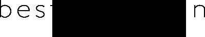 NECKHOLDER SCOOP Kleid in Schwarz und Dunkelblau