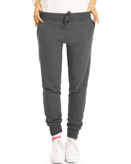 Jogginghose , Lounge Hosen, Homewear Sporthose - Damen - j29r