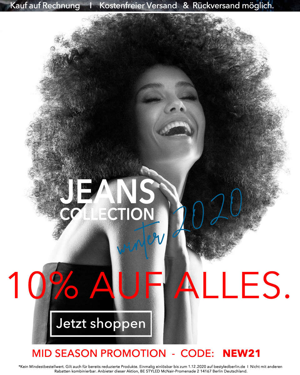 JEANS COLLECTION 20/21